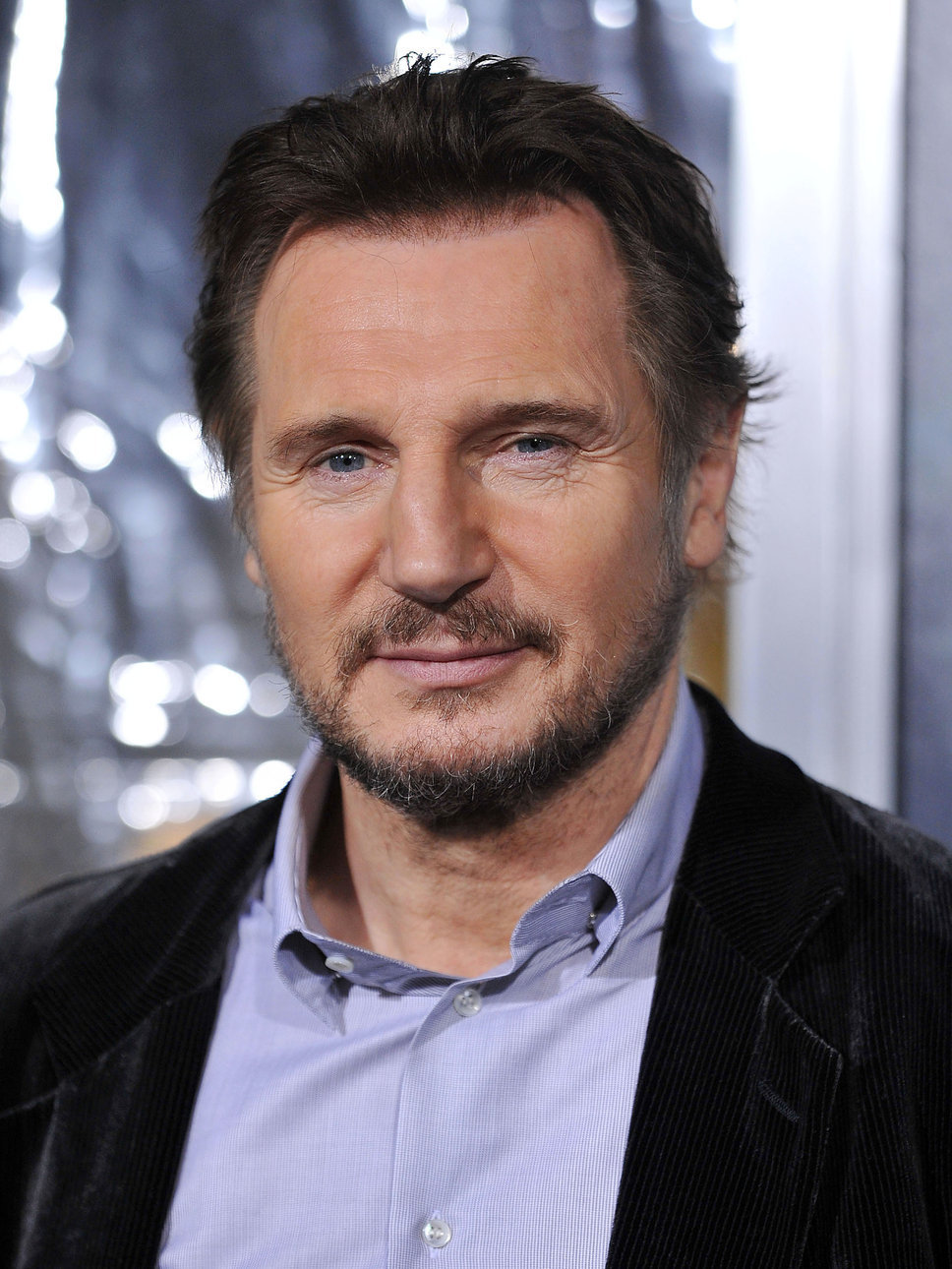 ¿Cuánto mide Liam Neeson? - Altura - Real height Liam-neeson-150095
