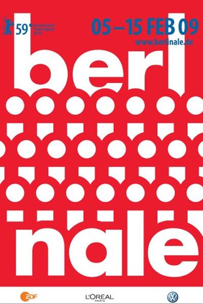 Cartel de del Festival de Berlín 2009