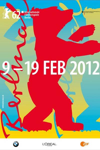 Cartel de del Festival de Berlín 2012