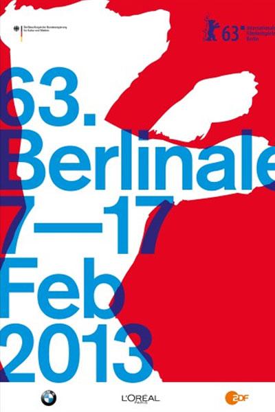 Cartel de del Festival de Berlín 2013