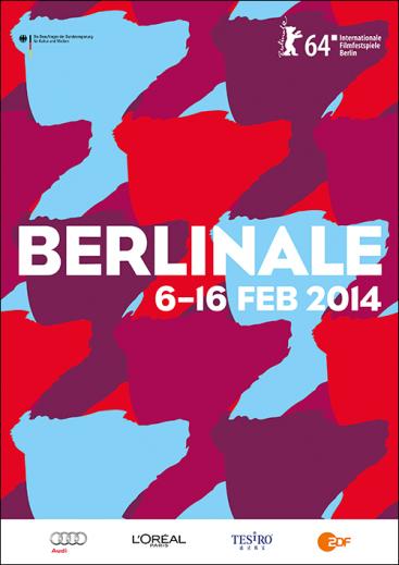 Cartel de del Festival de Berlín 2014