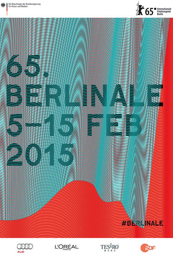 Cartel de del Festival de Berlín 2015