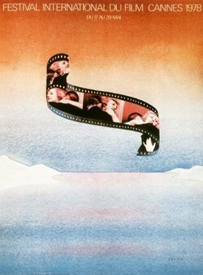 Cartel de del Festival de Cannes 1978