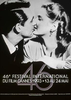 Cartel de del Festival de Cannes 1993