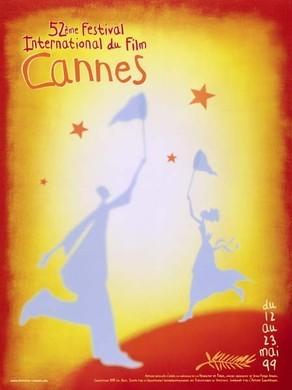 Cartel de del Festival de Cannes 1999