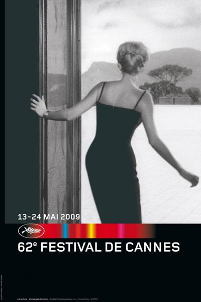 Cartel de del Festival de Cannes 2009