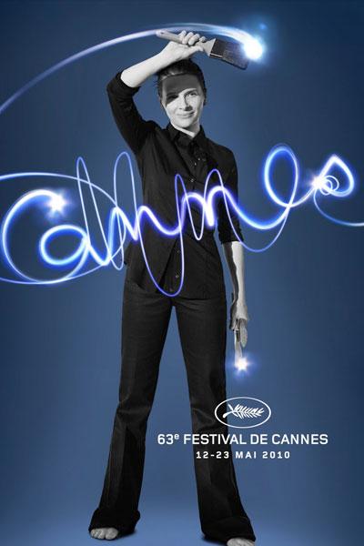 Cartel de del Festival de Cannes 2010