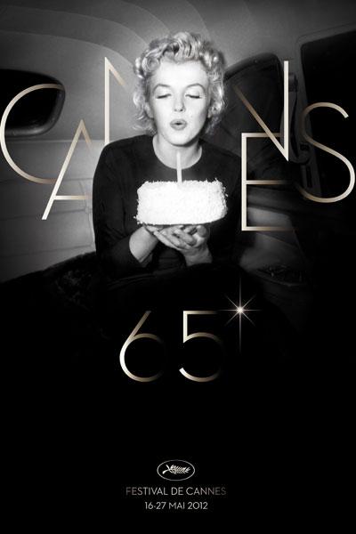 Cartel de del Festival de Cannes 2012