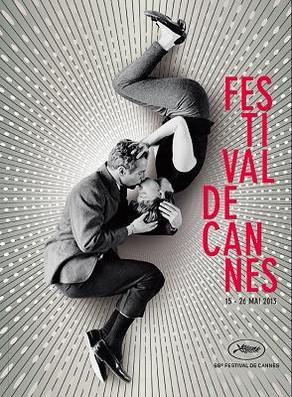 Cartel de del Festival de Cannes 2013