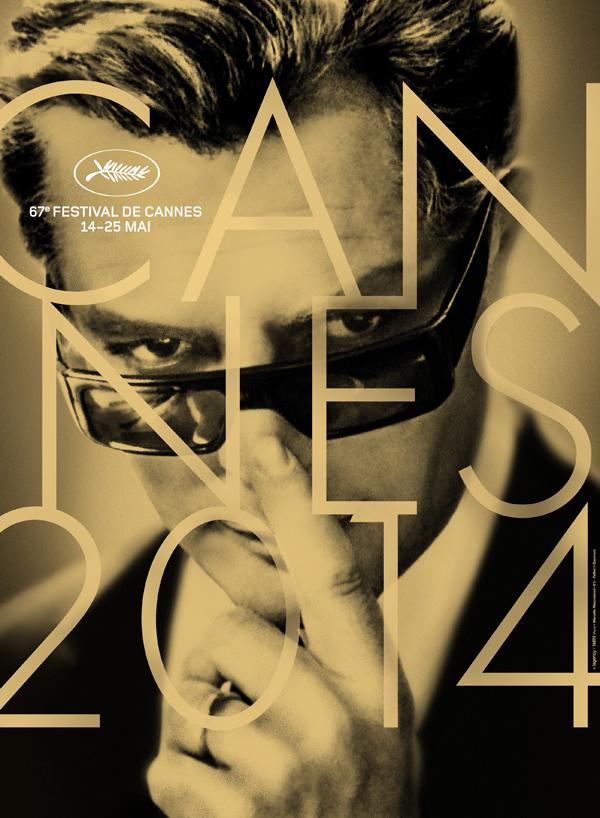 Cartel de del Festival de Cannes 2014