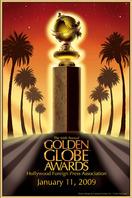 Cartel de los Globos de Oro 2009