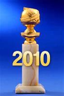 Cartel de los Globos de Oro 2010
