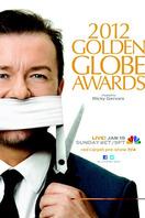 Cartel de los Globos de Oro 2012