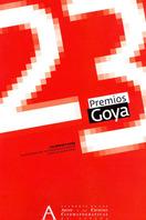 Cartel de los Goya 2009