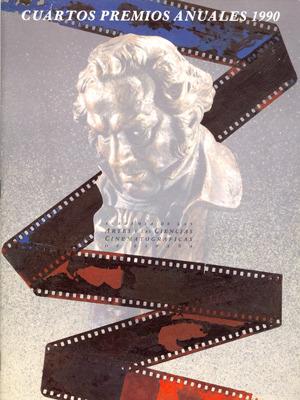 Cartel de de los Goya 1990
