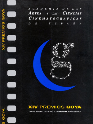 Cartel de de los Goya 2000