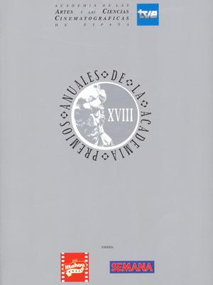 Cartel de de los Goya 2004