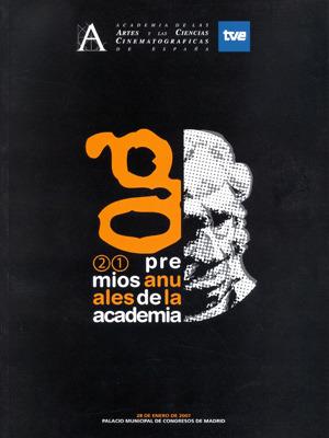 Cartel de de los Goya 2007