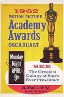 Cartel de los Oscars 1962