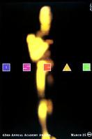 Cartel de los Oscars 1991