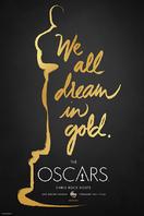 Cartel de los Oscars 2016