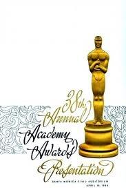 Cartel de de los Oscars 1966