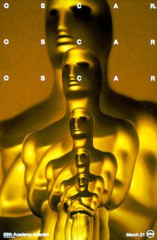 Cartel de de los Oscars 1994
