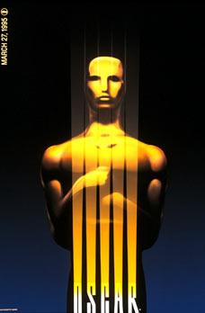 Cartel de de los Oscars 1995