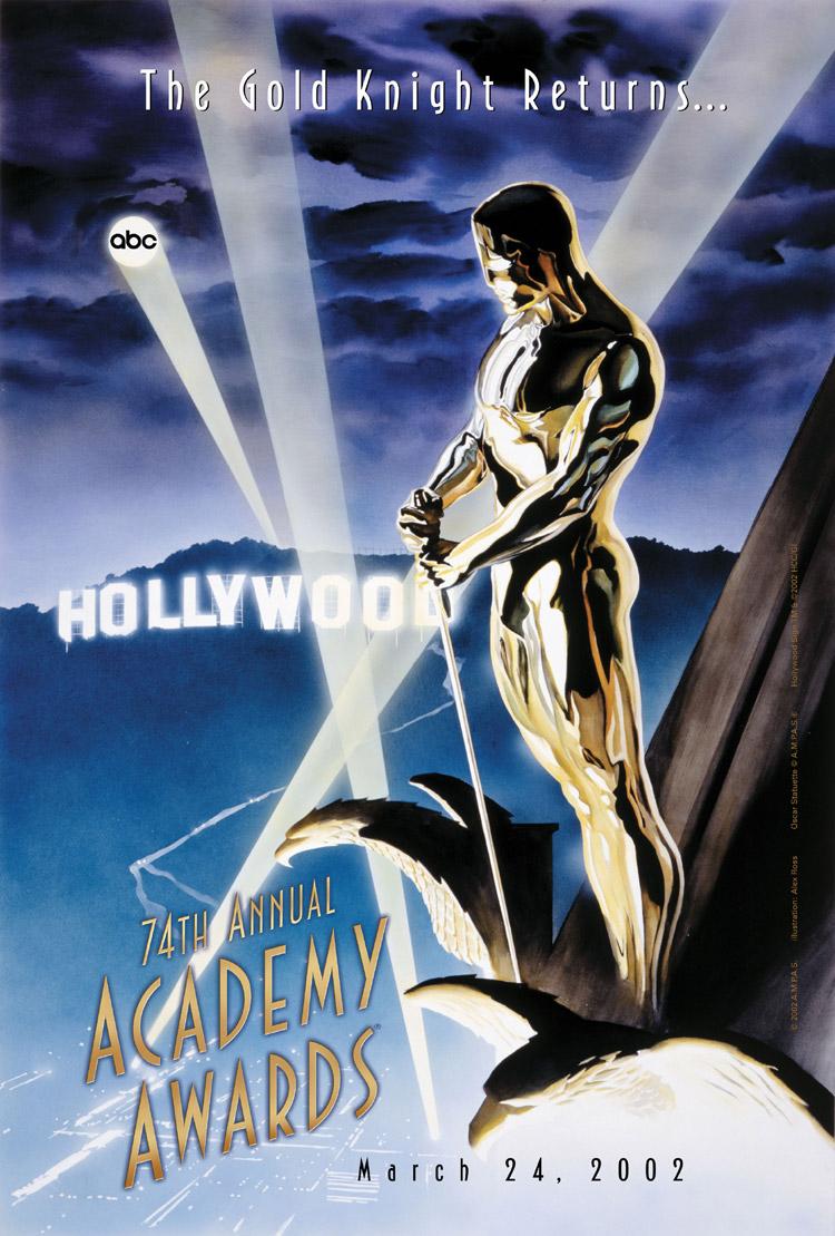 Cartel de de los Oscars 2002