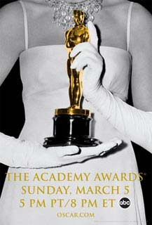 Cartel de de los Oscars 2006
