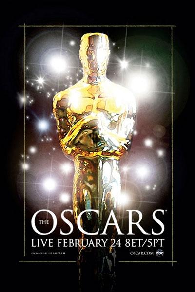 Cartel de de los Oscars 2008