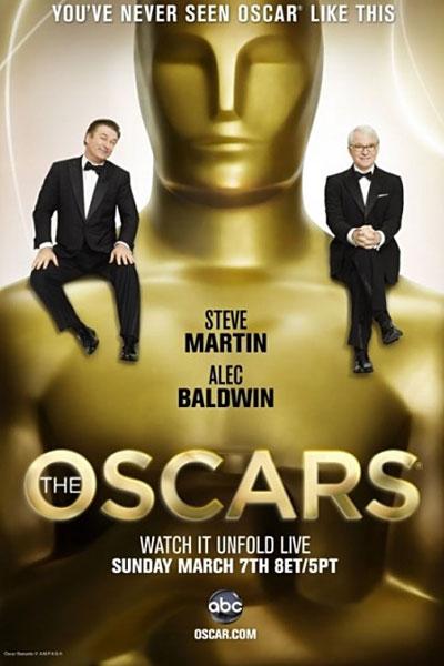 Cartel de de los Oscars 2010