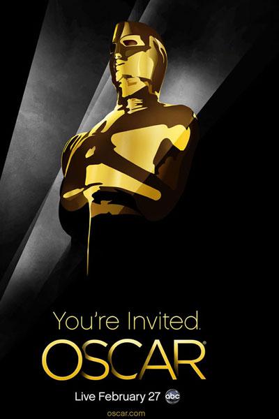 Cartel de de los Oscars 2011