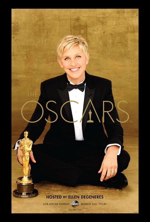 Cartel de de los Oscars 2014