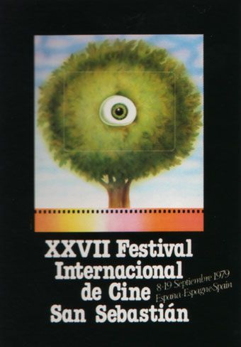 Cartel de del Festival de San Sebastián 1979