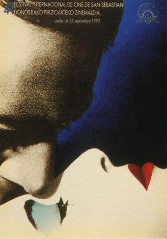 Cartel de del Festival de San Sebastián 1993