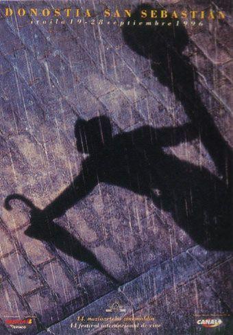 Cartel de del Festival de San Sebastián 1996