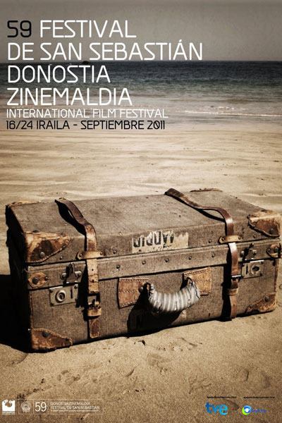 Cartel de del Festival de San Sebastián 2011