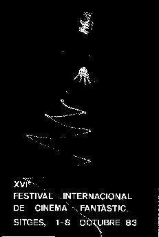 Cartel de del Festival de Sitges 1983