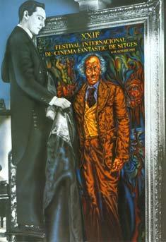 Cartel de del Festival de Sitges 1989