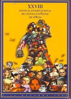 Cartel de del Festival de Sitges 1995
