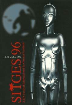 Cartel de del Festival de Sitges 1996