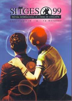 Cartel de del Festival de Sitges 1999
