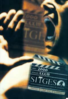 Cartel de del Festival de Sitges 2000