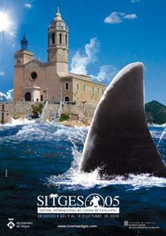 Cartel de del Festival de Sitges 2005
