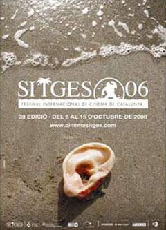 Cartel de del Festival de Sitges 2006
