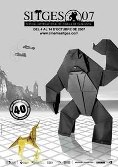 Cartel de del Festival de Sitges 2007