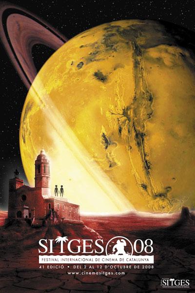 Cartel de del Festival de Sitges 2008