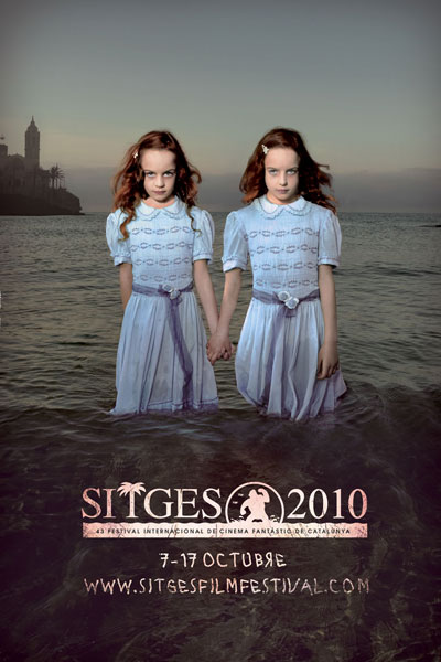 Cartel de del Festival de Sitges 2010