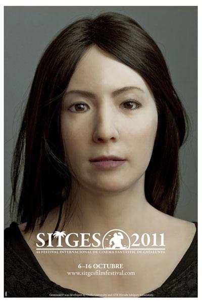 Cartel de del Festival de Sitges 2011
